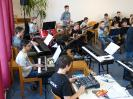 "Probetage der ""United Big Band Lorch"""